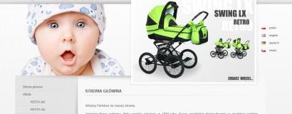 Producent wózków dziecięcych Firkon