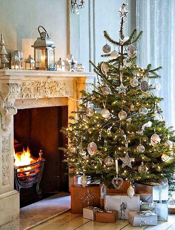 Drzewko bożonarodzeniowe, czyli jak to z choinką było